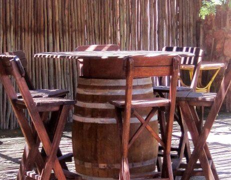 Shin spisestuen op med nye spisebordsstole